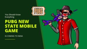 PUBG New state mobile game