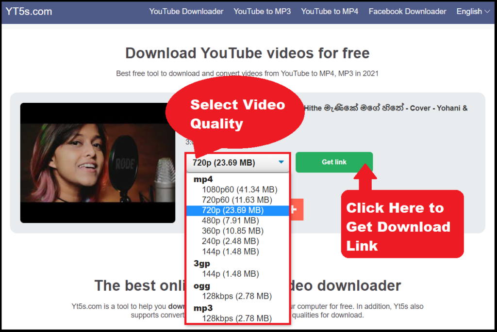 download youtube videos for free